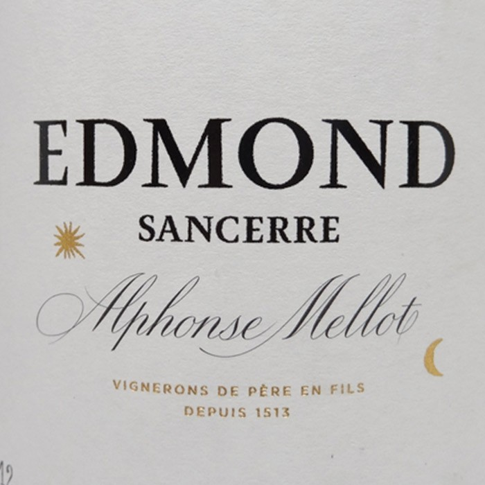 Sancerre Edmond Alphonse Mellot 2016  (750ML)