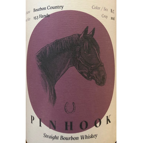 Pinhook Cask Strength Bourbon (750ML)