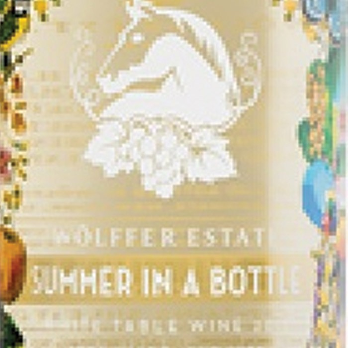 Wolffer Estate Summer in a Bottle White 2018 (750ML)