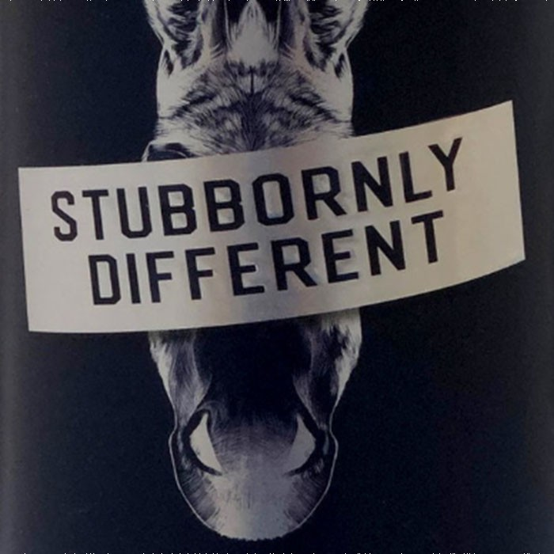 Stubbornly Different Gin (750ML)