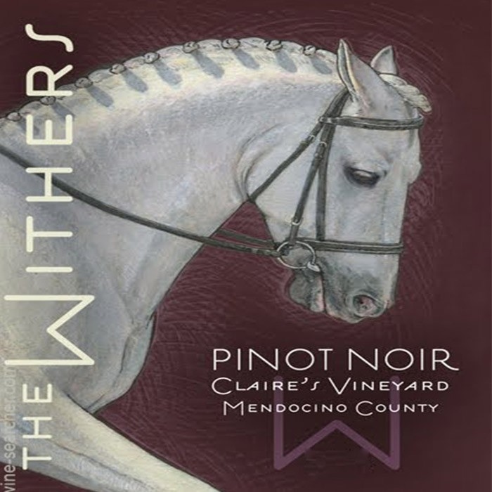 The Withers Claire`s Vineyard Pinot Noir 2016 (750ML)