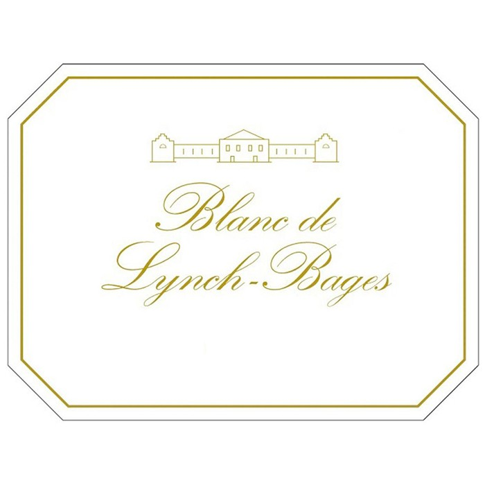 Blanc de Lynch Bages 2018 (750ML)