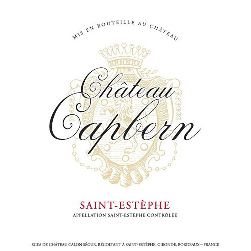 Capbern (Calon Segur) 2018  (750ML)