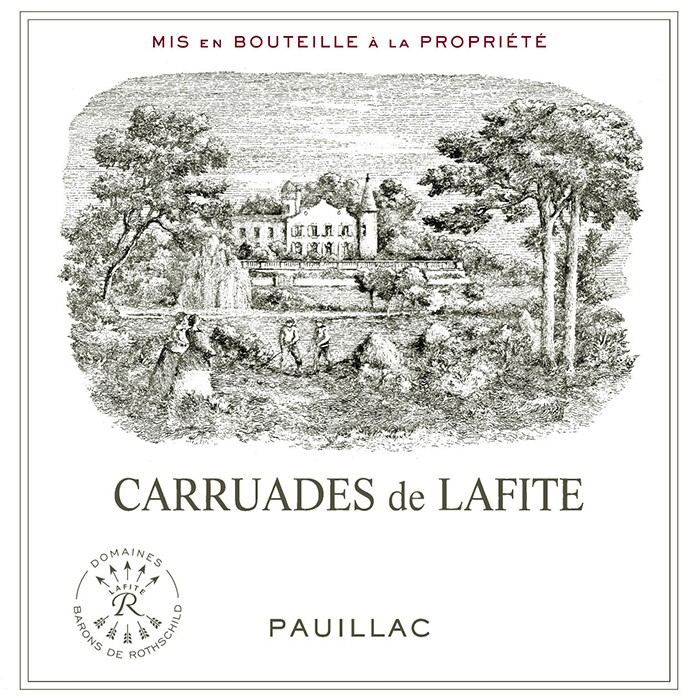 Carruades de Lafite 2018 (750ML)