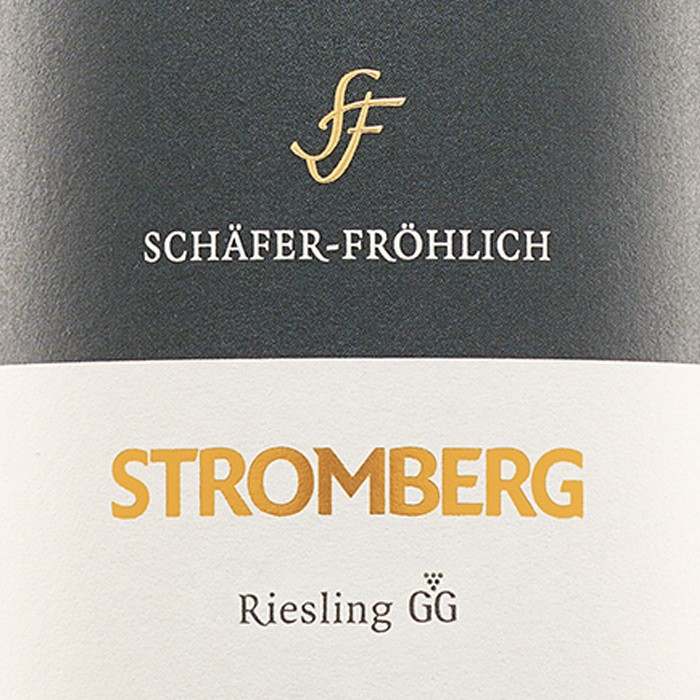 Riesling Stromberg Grosses Gewachs Schaefer Frohlich 2017 (750ML)