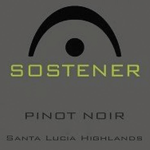 Sostener Santa Lucia Highlands Pinot Noir 2016 (750ML)