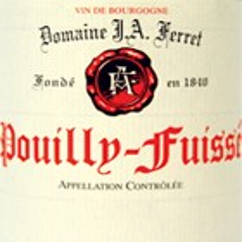 Pouilly Fuisse Les Menetrieres Cuvee Hors Classes Ferret (Jadot) 2017 (750ML)