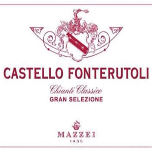 Chianti Classico Gran Selezione Castello di Fonterutoli Mazzei 2016 (1.5L)