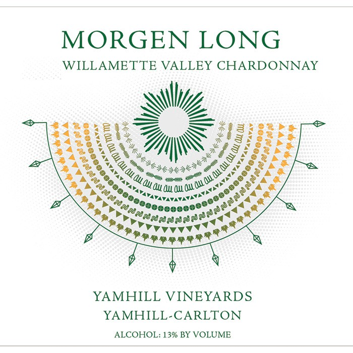Morgen Long Willamette Valley Chardonnnay 2017 (750ML)