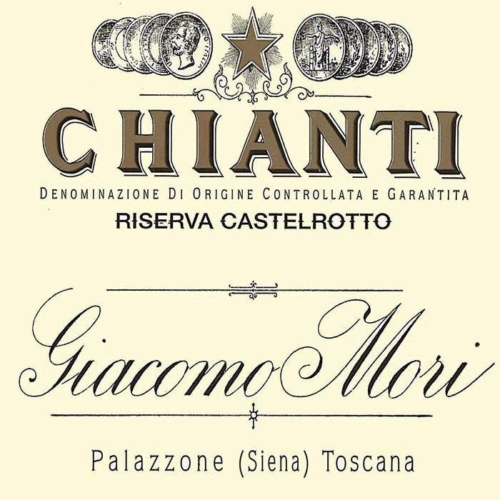 Chianti Riserva Castelrotto Giacomo Mori 2015 (750ML)