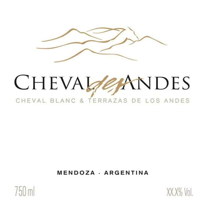 Cheval des Andes 2016 (750ML)