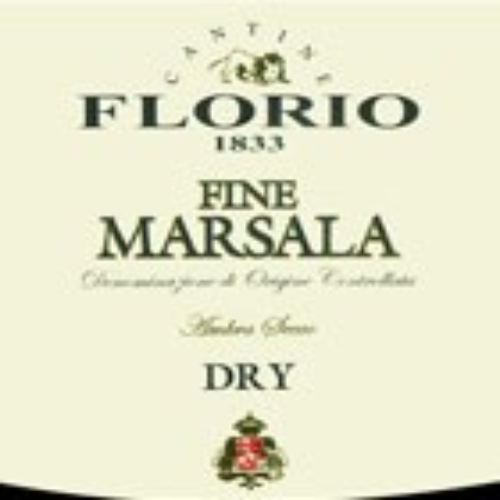 Marsala Dry Florio Italy (750ML)