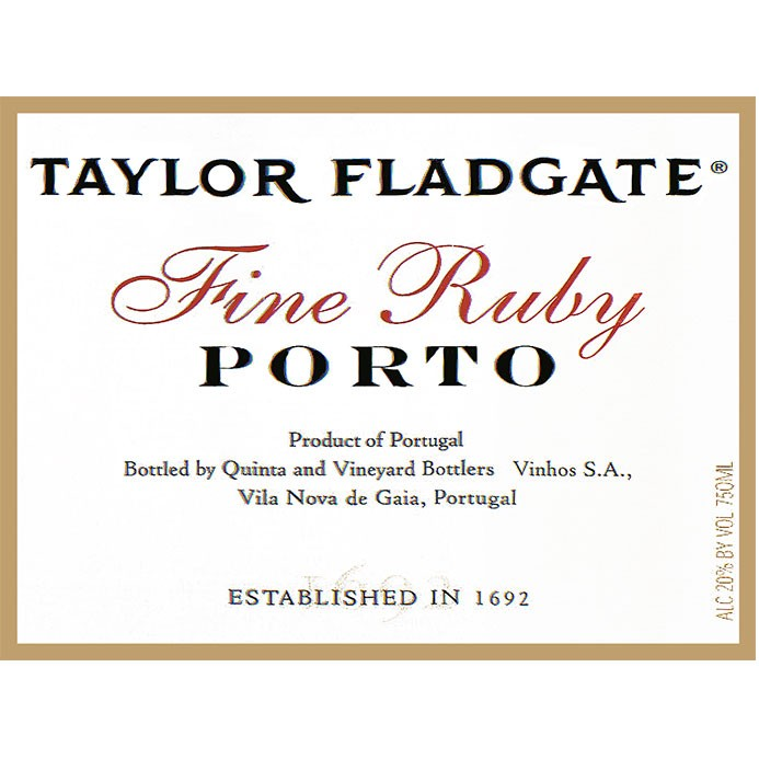 Taylor Fladgate Special Ruby Port (750ML)