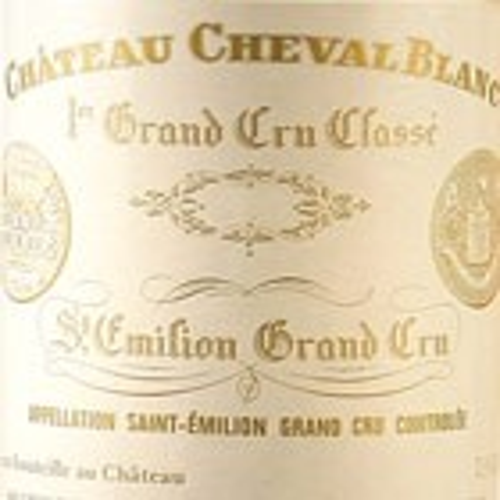 Cheval Blanc 1989 (1.5L)