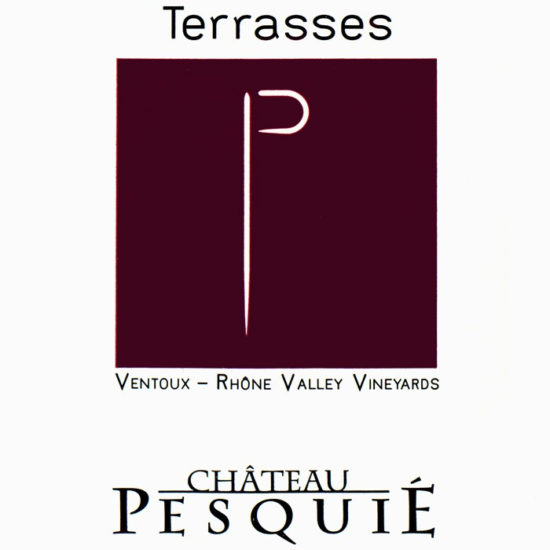 Cotes Du Ventoux Les Terrasses Chateau Pesquie 2017 (750ML)