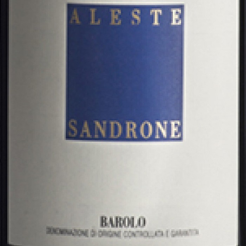Barolo Aleste Sandrone 2015 (750ML)