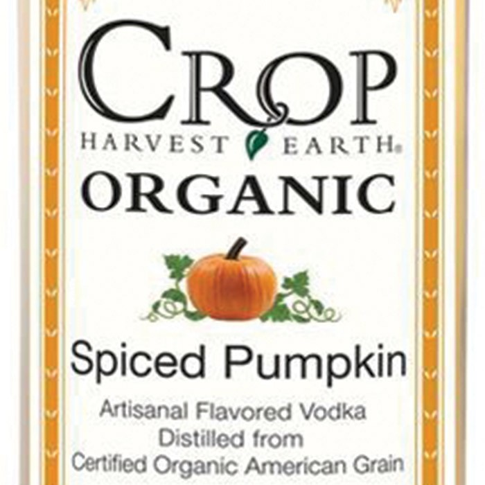 Crop Harvest Earth Spiced Pumpkin Vodka (750ML)