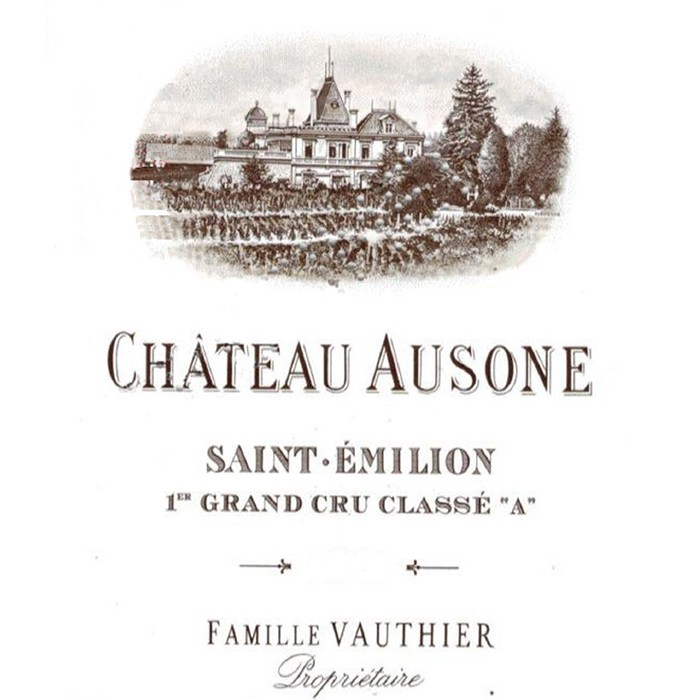 Ausone 2015 (750ML)