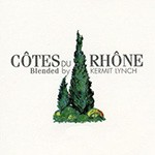 Cotes du Rhone Cypress Cuvee (Kermit Lynch & Jean-Francois Pasturel ) 2014 (750ML)