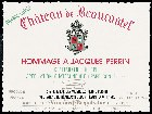 Chateauneuf du Pape Hommage a Jacques Perrin Chateau Beaucastel 1995 (750ML)