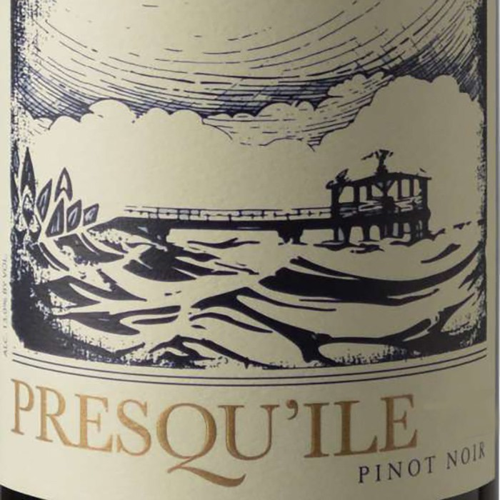 Presqu`ile Winery Santa Barbara Pinot Noir 2017 (750ML)