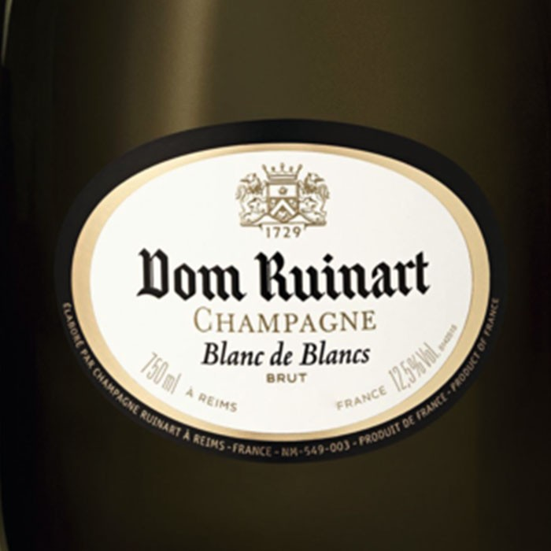 Dom Ruinart Blanc de Blancs 2007 (750ML)