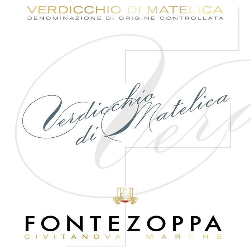 Verdicchio Di Matelica Fontezoppa 2018 (750ML)