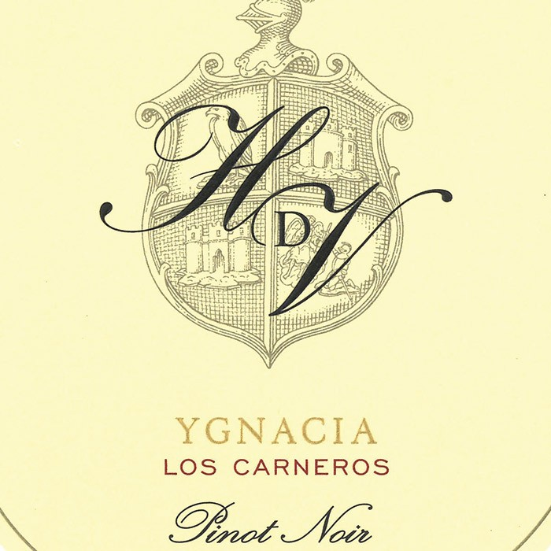 Hyde De Villaine Pinot Noir Ygnacia 2016 (750ML)