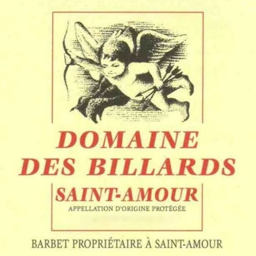 Saint Amour Domaine des Billards 2018 (750ML)