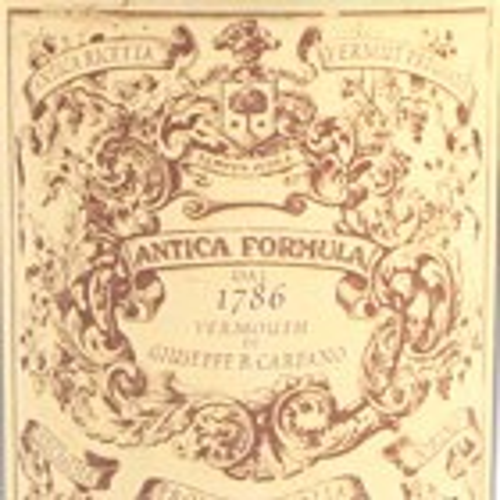 Carpano Antica Vermouth (1L)
