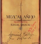 Ilegal Anejo Mezcal  (750ML)