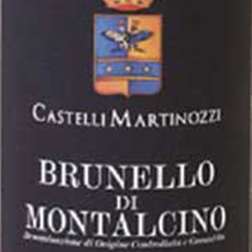 Brunello di Montalcino Castelli Martinozzi 2015 (750ML)