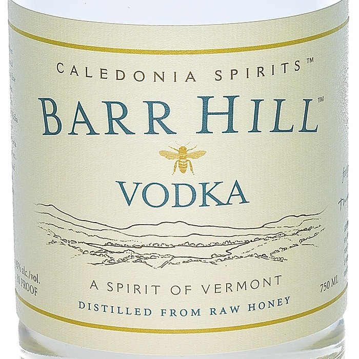 Barr Hill Vodka (750ML)