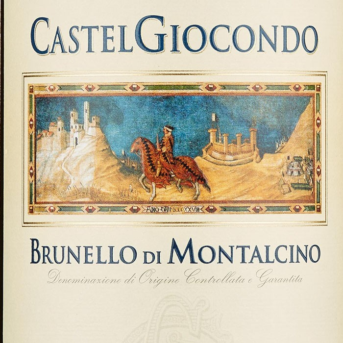 Brunello di Montalcino Castelgiocondo Frescobaldi 2015 (750ML)