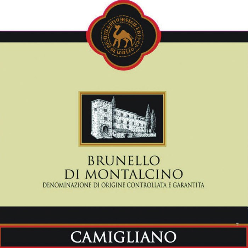 Brunello di Montalcino Castello di Camigliano 2015 (750ML)