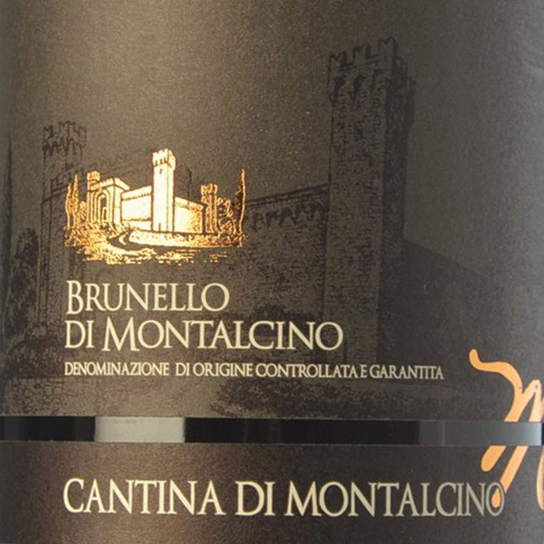 Brunello di Montalcino Cantina di Montalcino 2015 (750ML)