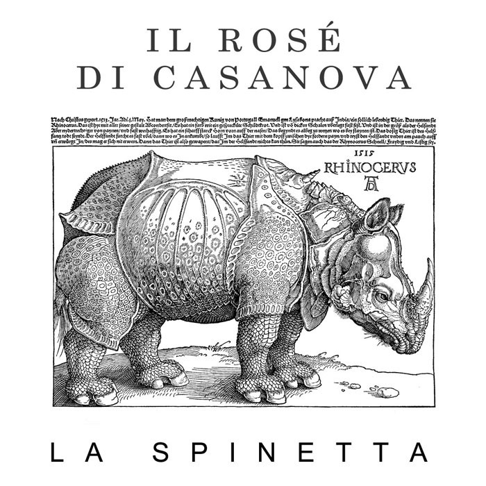 Il Rose di Casanova La Spinetta 2019 (750ML)