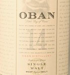 Oban 14 Year Old Single Malt Scotch (750ML)