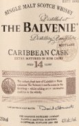 Balvenie Caribbean Cask 14Yr Scotch (750ML)
