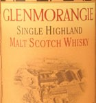 Glenmorangie 10 Year Old Single Malt Scotch (750ML)