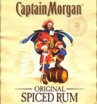 Captain Morgan Spiced Rum (1L)