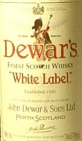 Dewars White Label Scotch (1.75L)