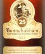 Bunnahabhain 25 Year Old Single Malt Scotch (750ML)