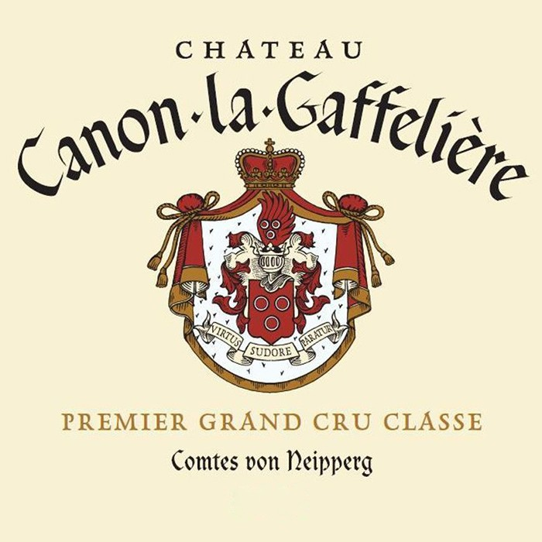 Canon La Gaffeliere 2016 (750ML)