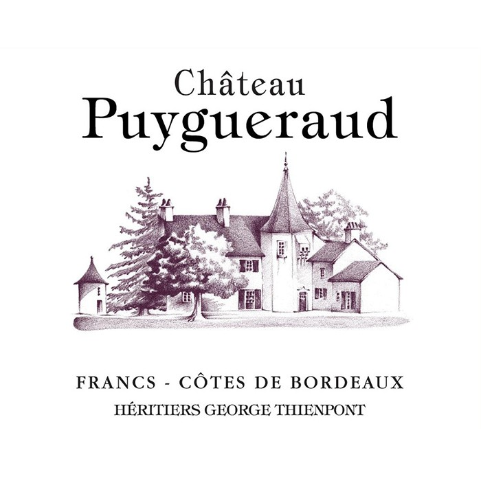 Puygueraud 2016 (750ML)