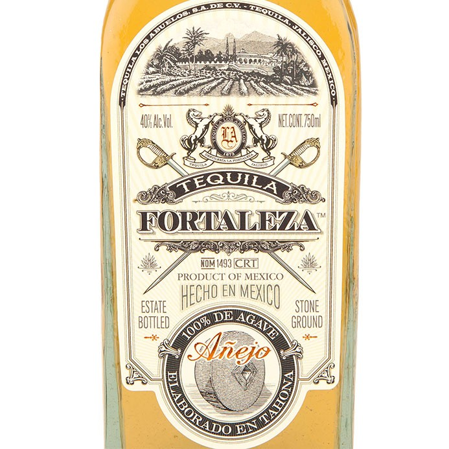 Fortaleza Anejo Tequila (750ML)
