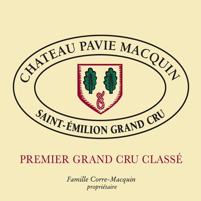 Pavie Macquin 2018 (750ML)