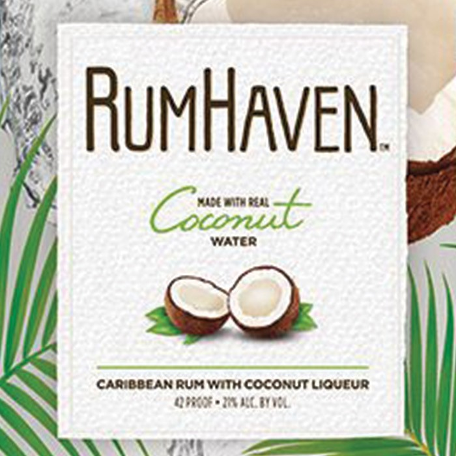 RumHaven Coconut Rum (750ML)