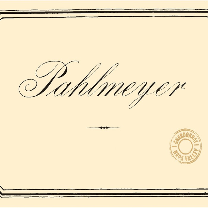 Pahlmeyer Chardonnay Napa Valley 2018 (750ML)