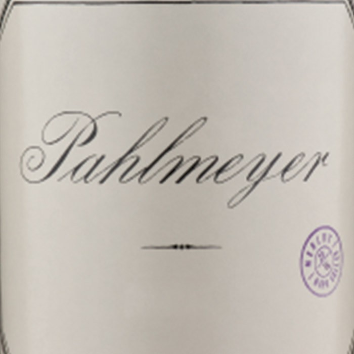 Pahlmeyer Merlot 2016 (750ML)